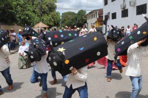 festival del toro guapo de antón