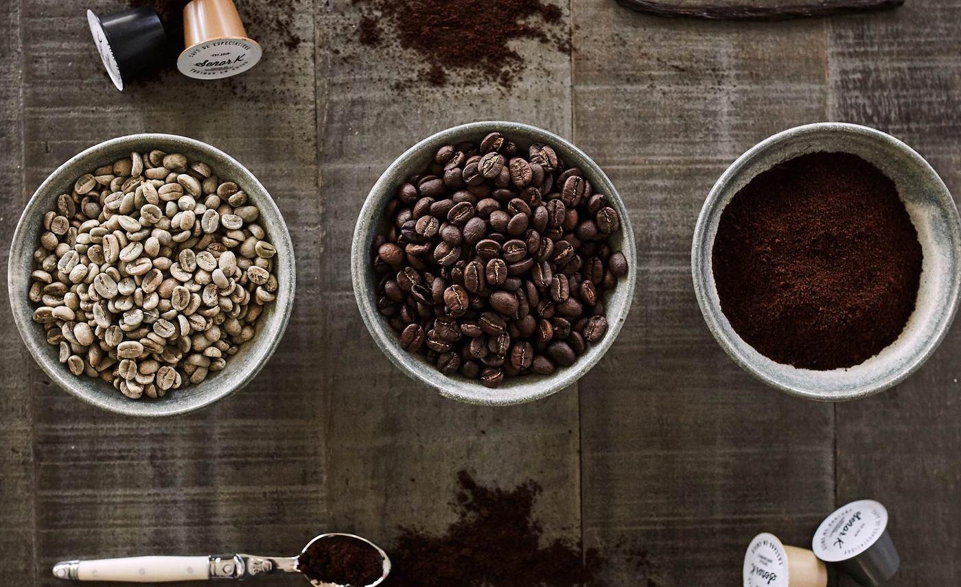 cafés de especialidad